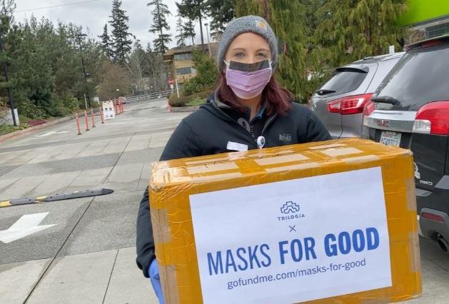 Cannabis Company Providing Masks to Local NYC Medical Community
