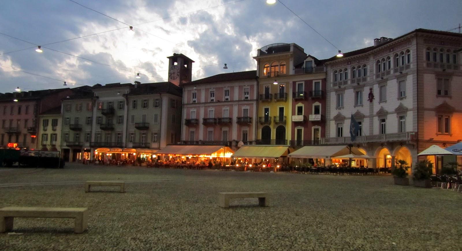 Ticino_Locarno Piazza Grande