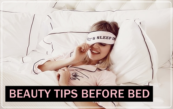 Beauty sleep, beauty, beauty tips, beauty tips before bed, beauty hacks, perfect skin, perfect hair, good night sleep, best beauty tips to do before bed,