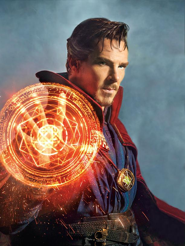 Savage Marvel Cinematic Universe: Stephen Strange—Sorcerer Supreme
