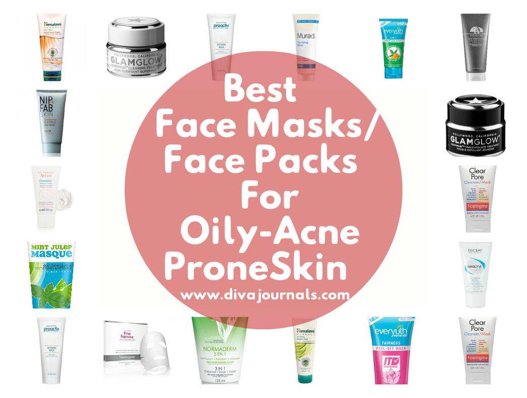 Facial mask oily skin