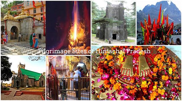 Pilgrimage Sites in Himachal Pradesh
