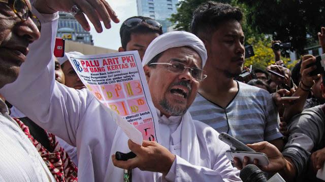 Bela HRS, FPI Siap Perang Lawan Sukmawati di Praperadilan