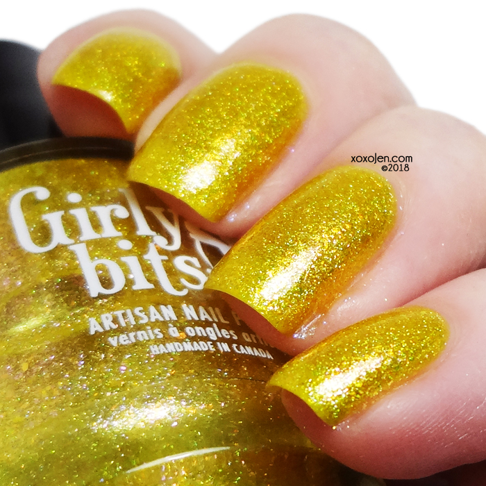 xoxoJen's swatch of Girly Bits We'll Plan Our Escape