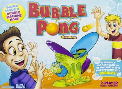 Gazillion Bubble Pong