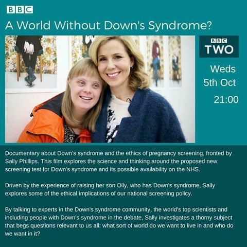 Image result for A World Without Down Syndrome?