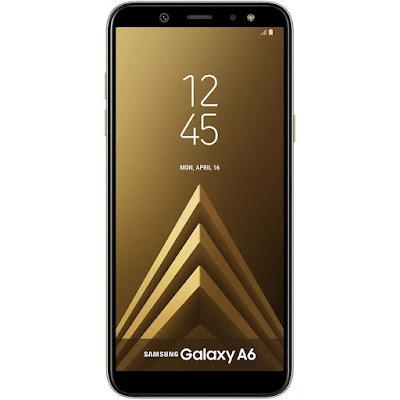 Samsung Galaxy A6 oro