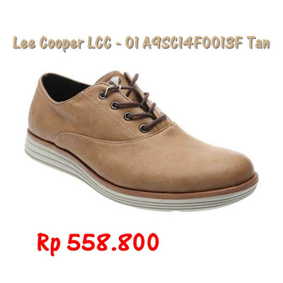 Lee Cooper LCC Tan