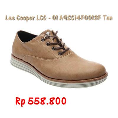 Lee Cooper LCC Tan