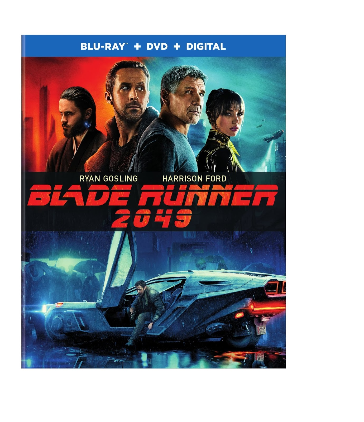 blu ray journal blade runner 2049 4k ultra hd blu ray january 16th. Black Bedroom Furniture Sets. Home Design Ideas