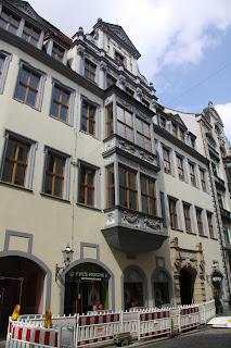 Webers Hof in der Hainstrasse 3