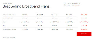 Airtel Is Offering 1000GB Free Broadband Data For 1 Year