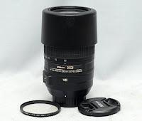 Jual Lensa Nikon 55-300mm Bekas