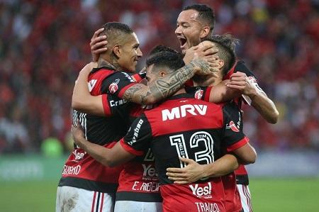 Assistir Flamengo x Palestino AO VIVO 05/07/2017