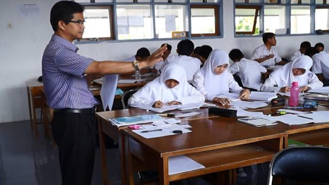 Sistem Ijon Ternyata ada di Sektor Pendidikan Indonesia