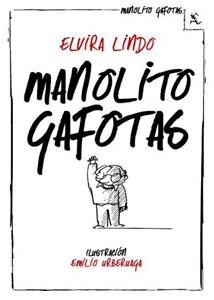 Portada de Manolito Gafotas, de Elvira Lindo