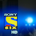 Sony Six HD Sport Channel on Channel No.970