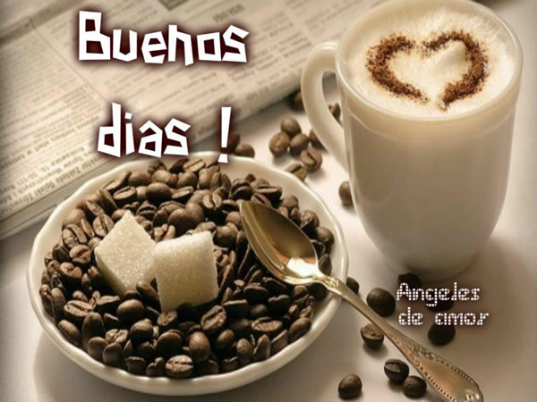 desayuno Buenos dias