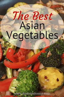 The Best Asian Vegetables