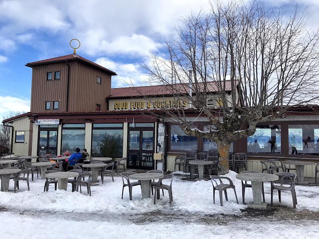 Restaurant l'Observatoire Mont Salève