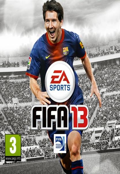 تحميل لعبة فيفا fifa 2013 للكمبيوتر كاملة وبرابط واحد مجاناً
