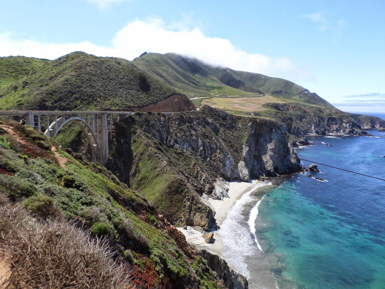 dicas viagem roadtrip california