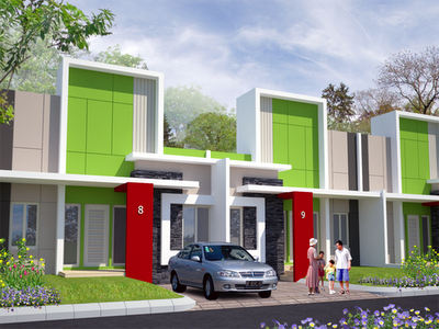18 desain rumah minimalis 1 lantai type kecil