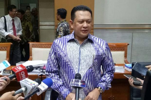 Bamsoet Imbau Warga Tak Percaya Berita Hoax Pasca Gempa NTB