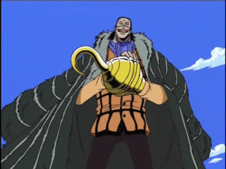 Shichibukai Sir Crocodile