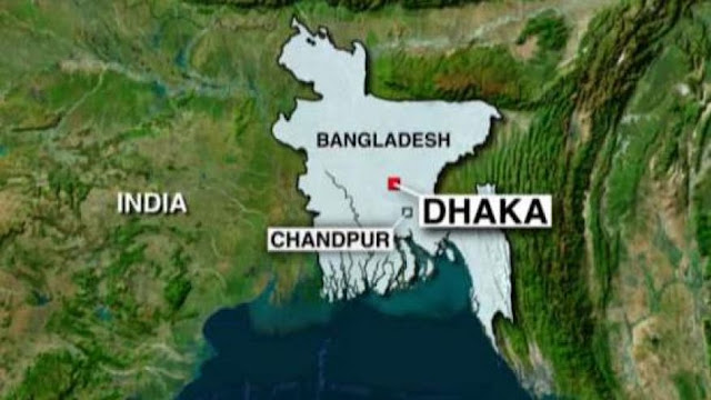 ISIS Gunmen take hostages in Bangladeshi capital Dhaka