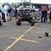 Acidente com vítima fatal na Prudente de Morais x Antônio Basílio