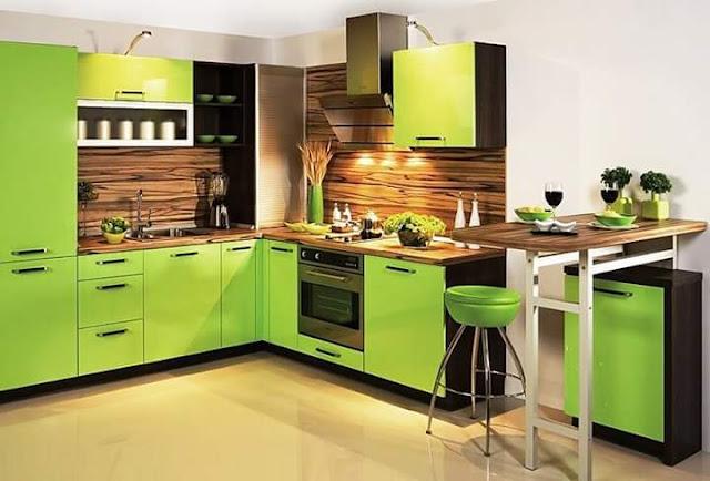 Model Dan Desain Inspiratif  Kitchen Set Untuk Dapur Idaman