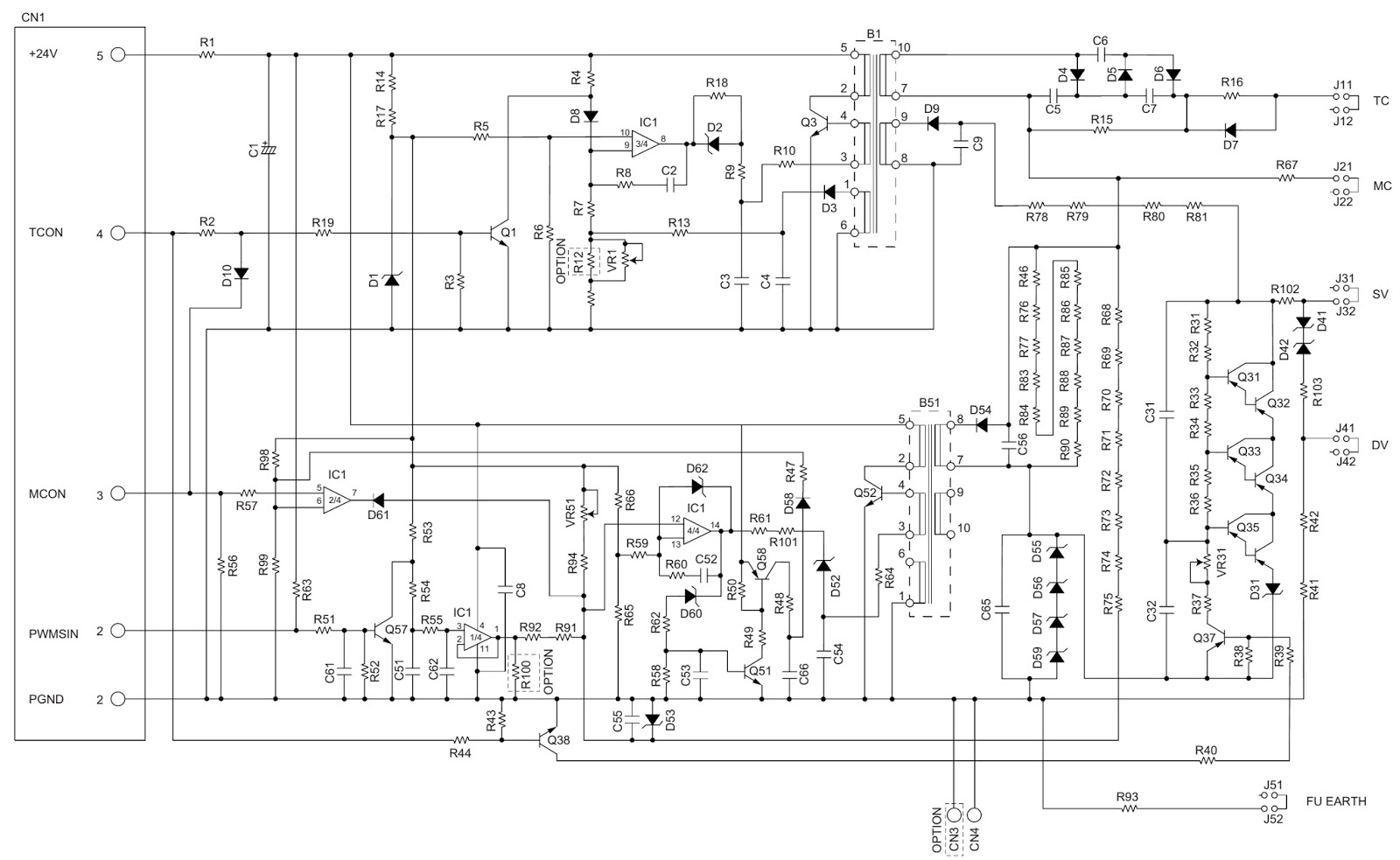 Schematic Diagram Wireless Printer Auto Electrical Wiring Usbprintershareswitchcircuitdiagramjpg Am 300de 400 Sharp Digital Copier
