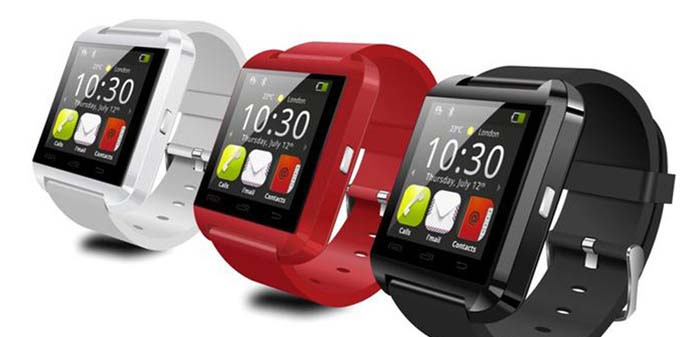 Jam tangan smartwatch terbaik dan murah - I-One U8