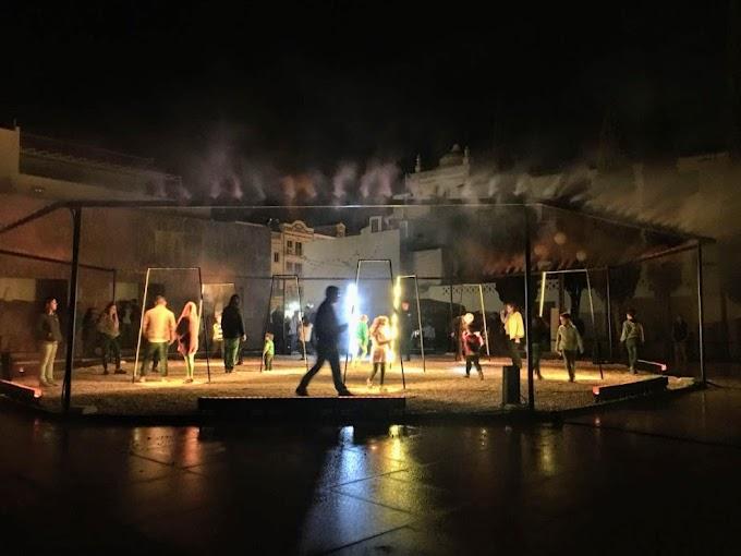 Luza ilumina a Loulé en noviembre