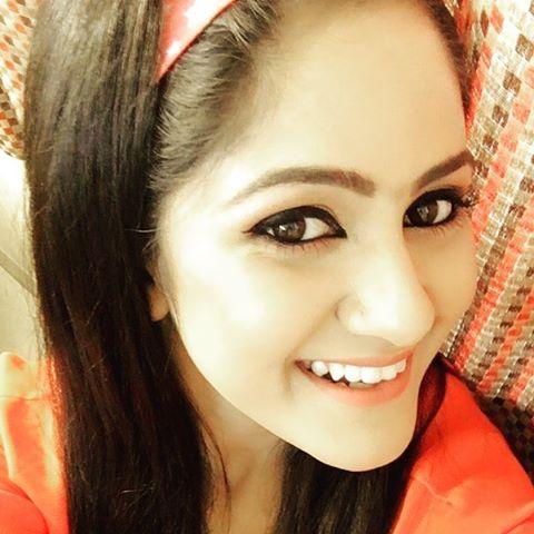 Trina Saha Star Jalsha Actress Face Looking