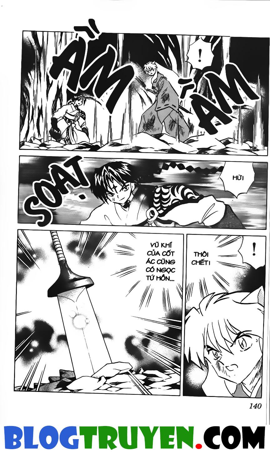Inuyasha vol 28.8 trang 9