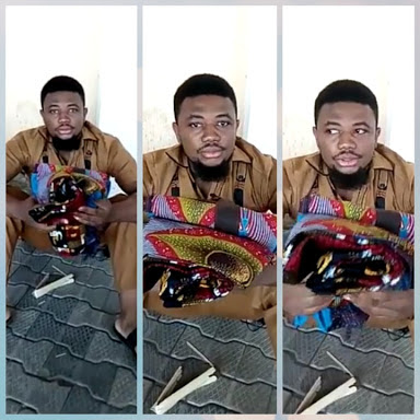 Fresh University Graduate Caught Trying To Use His Parents For Rituals #baydorzblogng