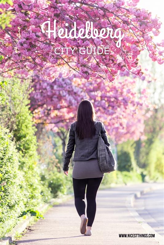 Heidelberg City Guide - die schönsten Cafés, Restaurants und Shops
