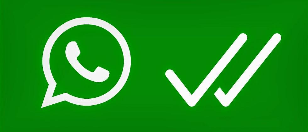 No es cierto que se pueda desactivar el doble check azul en Whatsapp