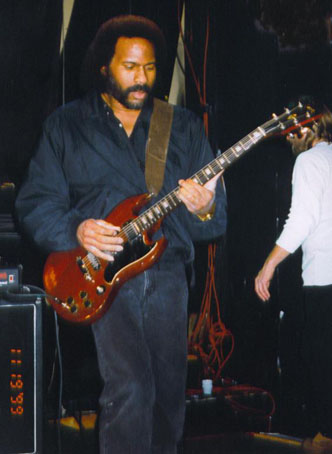 AL MORRIS (Force, Rat Salad, Iron Man)