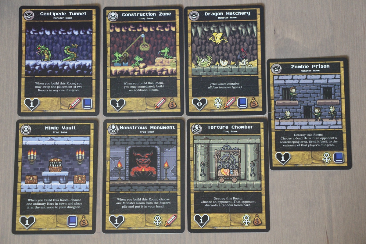 boss monster card game review