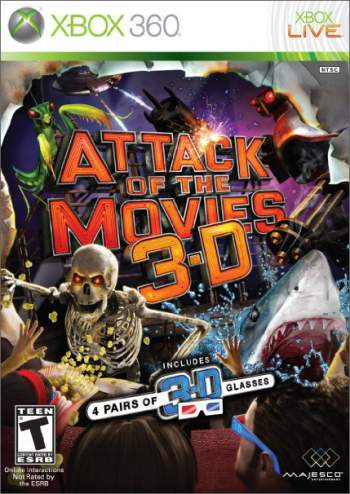 Attack of the Movies 3D (LT 2.0/3.0) Xbox 360 Torrent