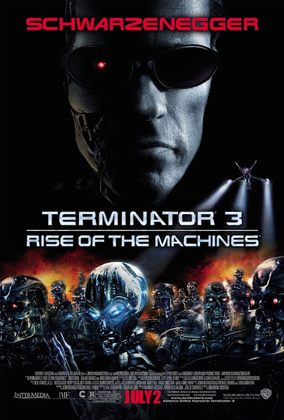 Terminator 3 (2003) 720p Hindi BRRip Dual Audio Full Movie Download extramovies.in Terminator 3: Rise of the Machines 2003