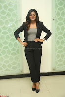 Actress Eesha Looks gorgeous in Blazer and T Shirt at Ami Tumi success meet ~  Exclusive 189.JPG