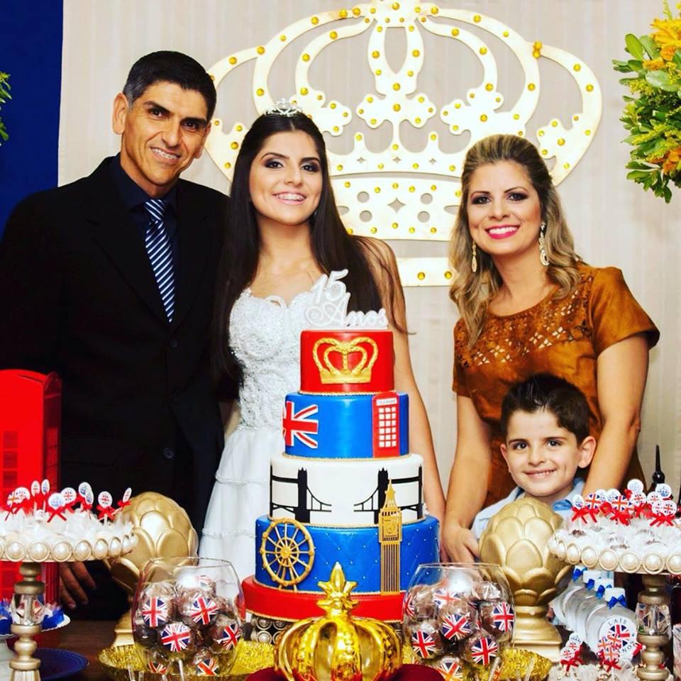Família presente de Deus
