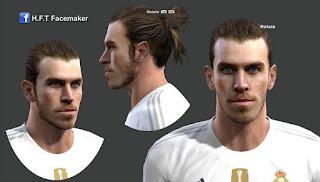 Face Gareth Bale 2016 Pes 2013