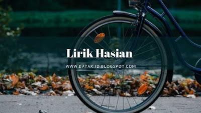 Lirik Hasian