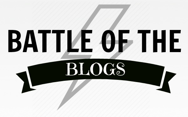 ∆ BATTLE OF THE BLOGS SEPTEMBER