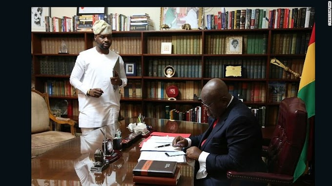 Meet the Nigerian media mogul who helped three presidents get elected